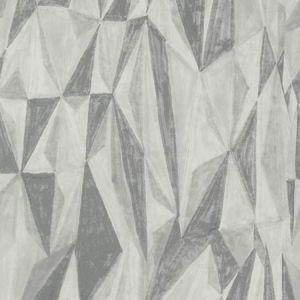 COVET PAPER Gris Groundworks Wallpaper