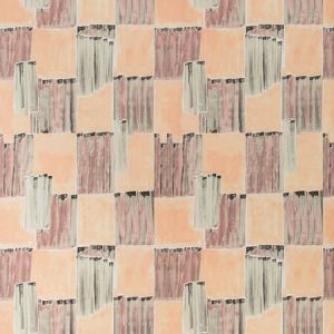 GWP-3722-117 LYRE PAPER Blushing Groundworks Wallpaper