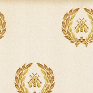 H0 00054035 AIGLON Gold-Creme Scalamandre Fabric