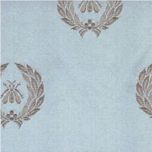 H0 00064035 AIGLON Grey-Blue Scalamandre Fabric