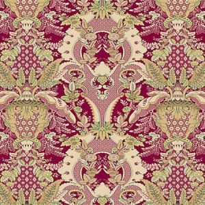 H0 0001 1702 MAINTENON Flamboyant Scalamandre Fabric