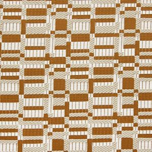 H0 0002 0799 KIOSQUE Cognac Scalamandre Fabric
