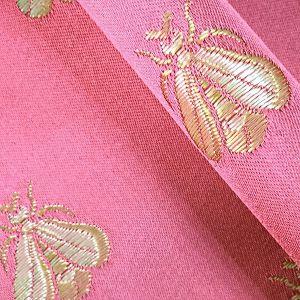 H0 00024023 ABEILLES Red Scalamandre Fabric