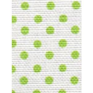 2130-05 HAMPTON Grass Green on White Custom Only Quadrille Fabric