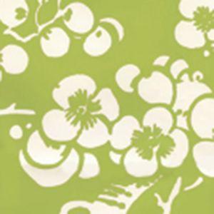 3015-03AWP HAWTHORNE REVERSE New Jungle On Almost White Quadrille Wallpaper