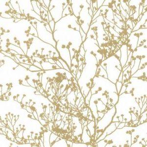 HC7516 Budding Branch Silhouette York Wallpaper