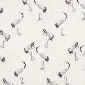 HERON Slate Carole Fabric