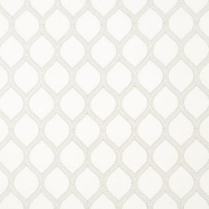 HOUR GLASS Off White Carole Fabric