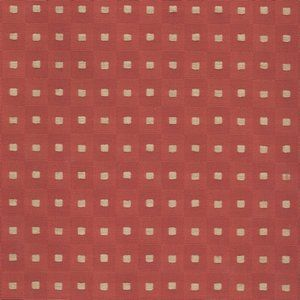 CLOVER Persimmon Norbar Fabric