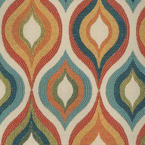 FLIPPER Jewel Norbar Fabric
