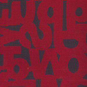 KLONDIKE Cherry 32 Norbar Fabric