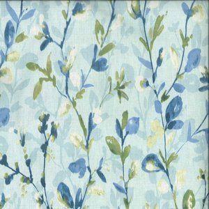 SESAME Rain Water Norbar Fabric