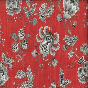 SHOLLY Redcoat Norbar Fabric