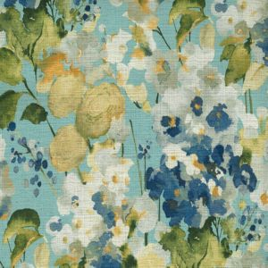 TWILIGHT Cerulean Norbar Fabric