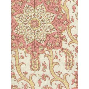 HC1970C-03 KASHMIR EXOTIQUE Pinks  Quadrille Fabric