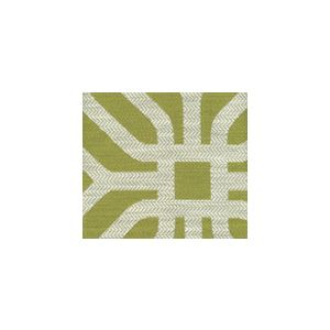 HC1520-04 LABYRINTH Lettuce Quadrille Fabric