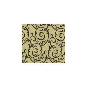 HC1310T-07 MERLOT Brown on Tan Quadrille Fabric