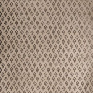 WOODHALL SISAL Charcoal On Dove Stroheim Wallpaper