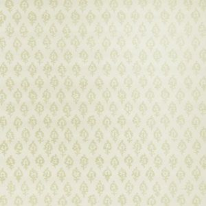 WOODHALL SISAL Green On Oyster Stroheim Wallpaper