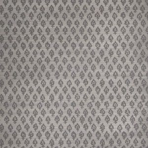 WOODHALL SISAL Slate On Gray Stroheim Wallpaper