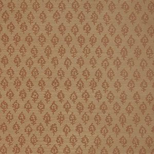 WOODHALL SISAL Rust On Sienna Stroheim Wallpaper
