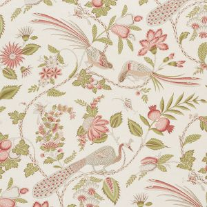 175954 CAMPAGNE Mineral Rose Schumacher Fabric