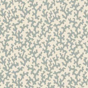 176124 FOLLY Orpington Blue Schumacher Fabric