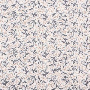 177830 SPRIG Basalt Fawn Schumacher Fabric