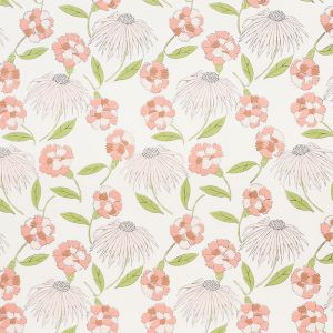 177850 BOUQUET TOSS Fawn Schumacher Fabric
