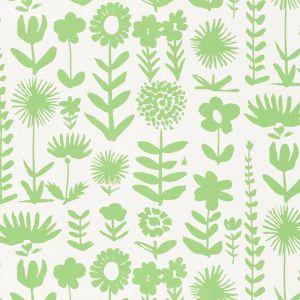 178252 WILD THINGS Leaf Schumacher Fabric