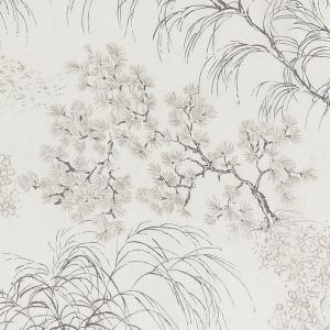 178361 MORI SHEER Neutral Schumacher Fabric