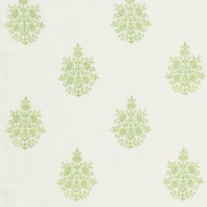 178371 ASARA FLOWER SHEER Green Schumacher Fabric
