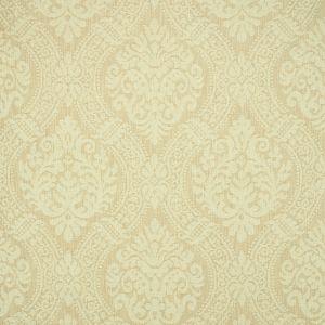 60980 PORT CHARL CHEN DAMASK Cream Schumacher Fabric