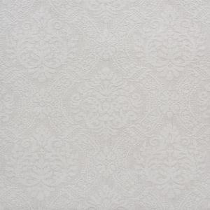 60981 PORT CHARL CHEN DAMASK Dove Schumacher Fabric