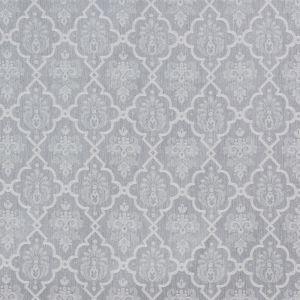 68816 HEDGEROW TRELLIS Grey Schumacher Fabric