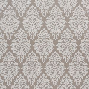 75411 DAUPHINE Taupe Schumacher Fabric