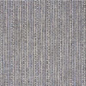 75641 PIEDMONT CHENILLE Black Neutral Schumacher Fabric