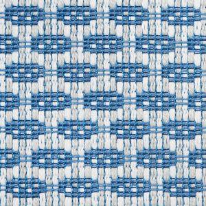 76651 HICKOX Blue Schumacher Fabric