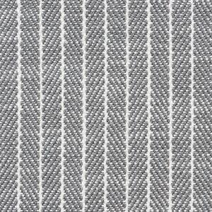 76673 GARTER STRIPE Slate Schumacher Fabric