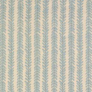 WOOD001 WOODPERRY Blue Schumacher Fabric