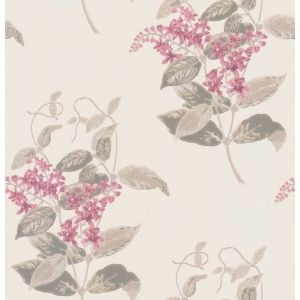 100/12058-CS MADRAS VIOLET Pink Cole & Son Wallpaper
