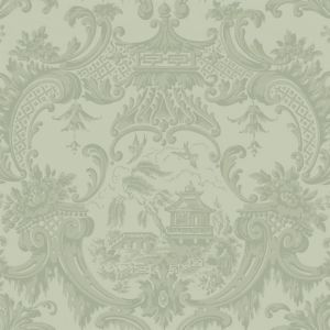 100/3013-CS CHIPPENDALE CHINA Olive Cole & Son Wallpaper
