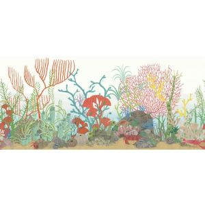 103/12054-CS ARCHIPELAGO BRD Multi-Colour Cole & Son Wallpaper