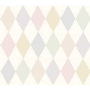 103/2010-CS PUNCHINELLO Soft Pink Cole & Son Wallpaper