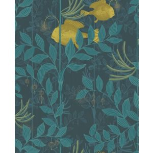 103/4018-CS NAUTILUS Dark Blue Cole & Son Wallpaper