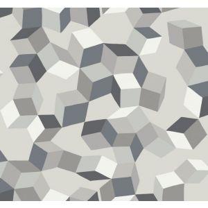 105/2007-CS PUZZLE Black And White Cole & Son Wallpaper