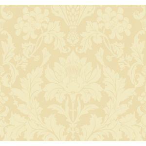 108/7038-CS FONTEYN Vintage Yellow Cole & Son Wallpaper