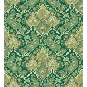 108/8041-CS PUSHKIN Forest Green Cole & Son Wallpaper