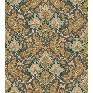 108/8042-CS PUSHKIN Ginger Charcaol Cole & Son Wallpaper