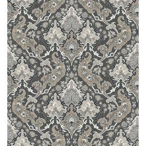 108/8043-CS PUSHKIN Charcoal Cole & Son Wallpaper